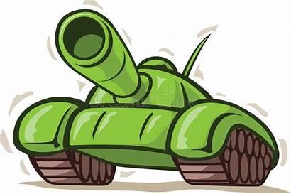 Tank Carro Armato Cartoon Sveglio Leuke Disegno