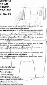 Delonghi D14527dz Users Manual A2 419idl