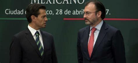 Jueza rechaza citar a Peña Nieto y Videgaray en caso ...