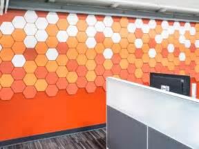 kirei echopanel geometric tiles building for health