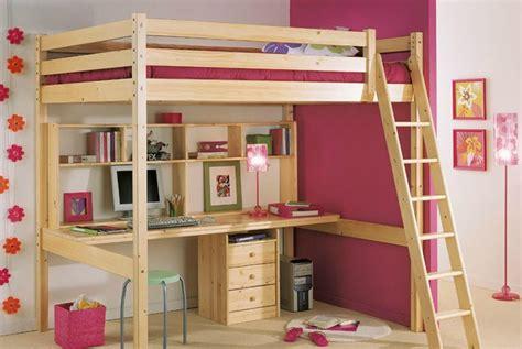 bureau chambre ado fille solutions pour la décoration