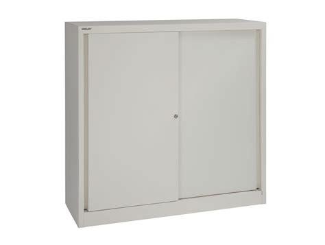 Sliding Cupboard Shelves by Bisley Sliding Door Cupboard With 2 Shelves 1181mm High