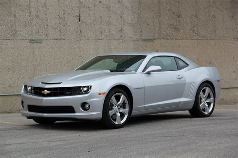 2010 Chevrolet New Camaro  Pictures, Information And