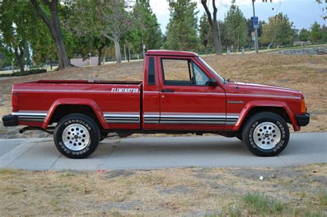 jeep comanche pickup truck topworldauto gt gt photos of jeep comanche pickup photo
