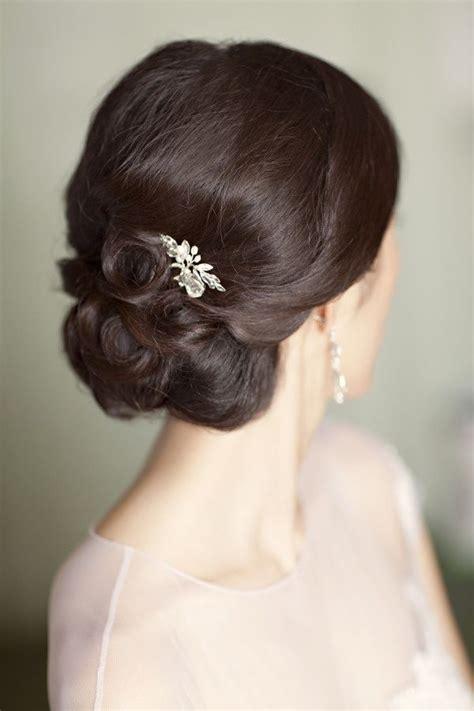 popular hairstyles  reception updo wedding