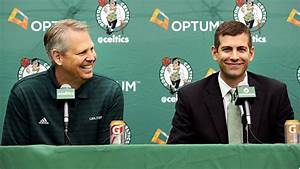 Boston Celtics give extensions to president Danny Ainge ...