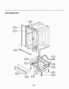 Lg Lds4821st Parts List And Diagram   Ereplacementparts Com