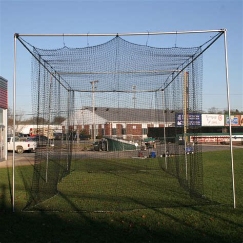 Deck Batting Cages Baton by Batting Cage Replacement Nets On Deck Sports