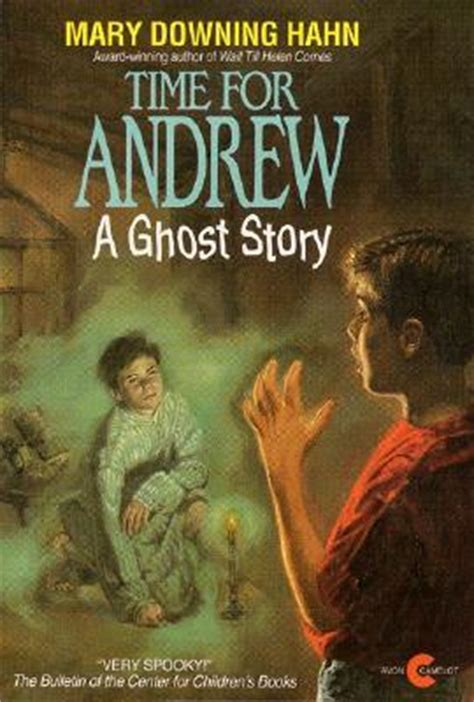 time  andrew  ghost story  mary downing hahn