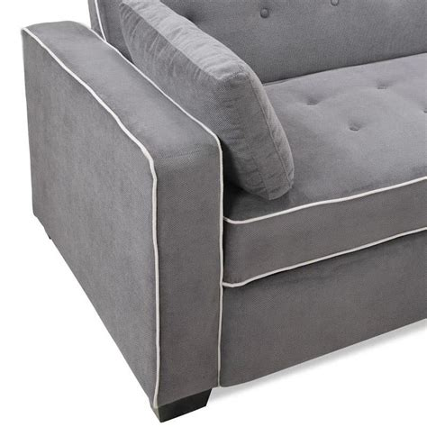 serta dream convertible sofa meredith image is loading