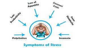Stress Symptoms Signs