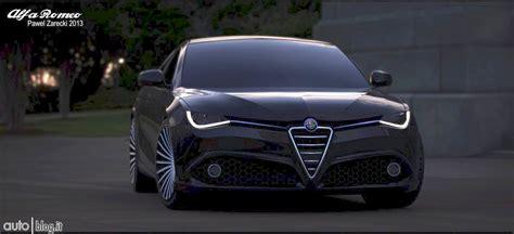Alfa Romeo 169 Concept Study [w/video]