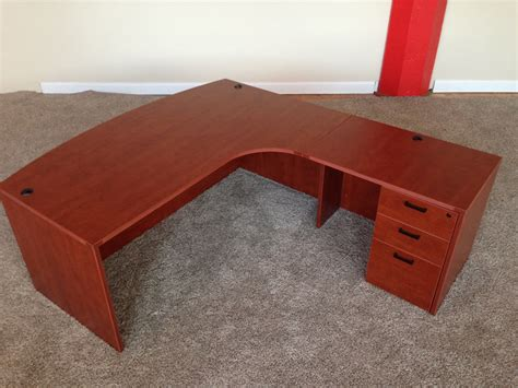 Office Furniture Manchester Nh by Affordable Office Bowfront L Shaped Desk Granite State