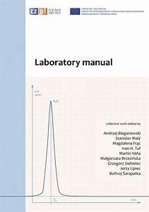 Anna University Bio Organic Chemistry Lab Manual