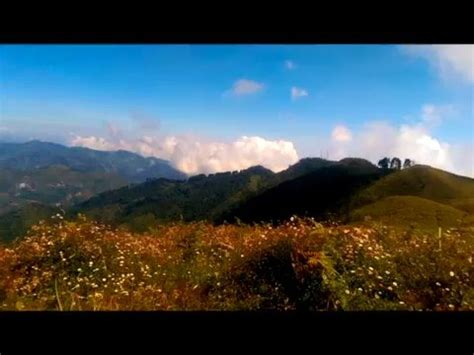 wisata dieng gunung prau wonosobo youtube