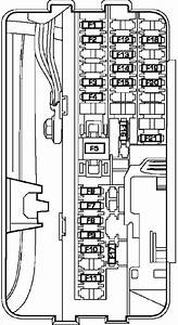 2007 Chrysler Aspen Fuse Box Diagram