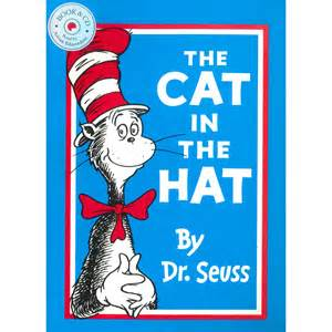 cat in the hat book the cat in the hat book and cd by dr seuss 10