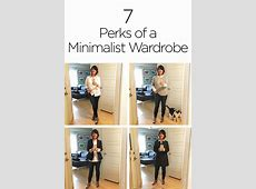 7 Perks of a Minimalist Wardrobe minimalist fashion may