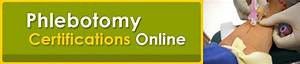 how to go for a phlebotomy certification and training online With free phlebotomy classes