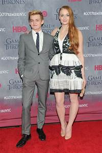 Jack Gleeson and Sophie Turner | Must-See Pictures From ...