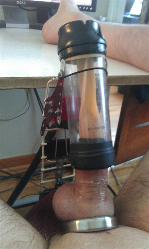 Homemade Milking Machine Male