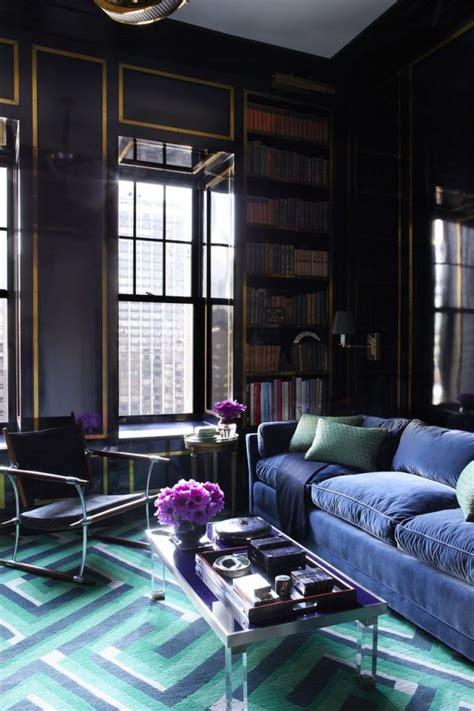 purple invigorating room decorating ideas
