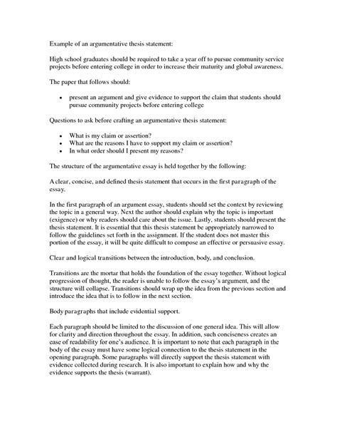 the thesis statement should best template collection thesis statement template playbestonlinegames