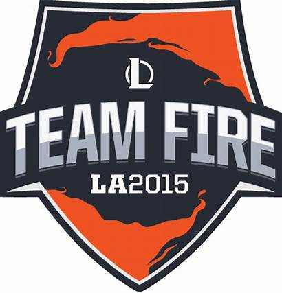 Fire Team Lol Esports Legends League Star