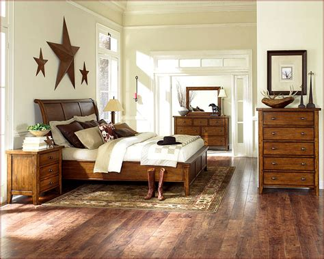 Aspen Furniture Sleigh Bedroom Cross Country Asimr-400set