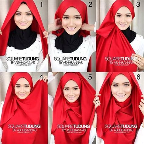latest hijab style trends tutorial