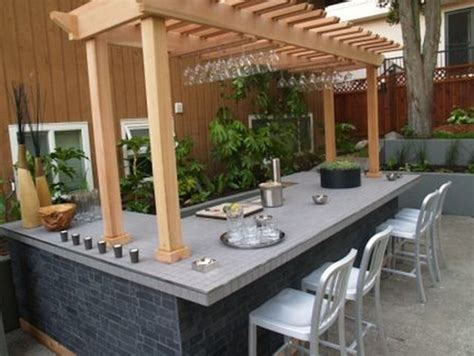 kitchen island bench designs hgtv 39 s quot take it outside quot outdoor bar tile