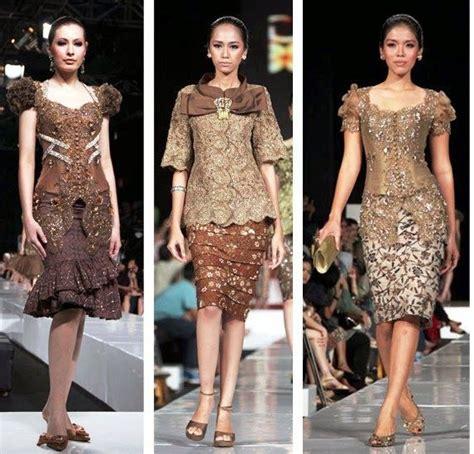 model baju kebaya casual modis  modern fashion