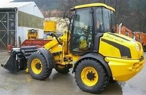 Jcb 406 407 408 409 Wheel Loading Shovel Service Repair