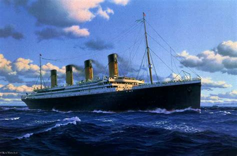 The Titanic Boat by Welcome To Rms Titanic Home