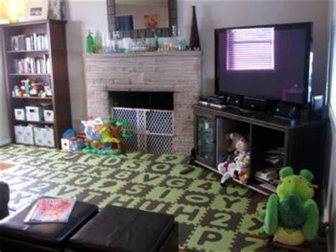 ideas  living room  play area  pinterest