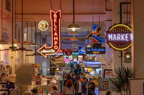 grand central market celebrates  years business