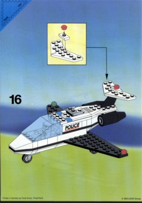 Lego Boat Plane by Lego Plane And Speed Boat 6344