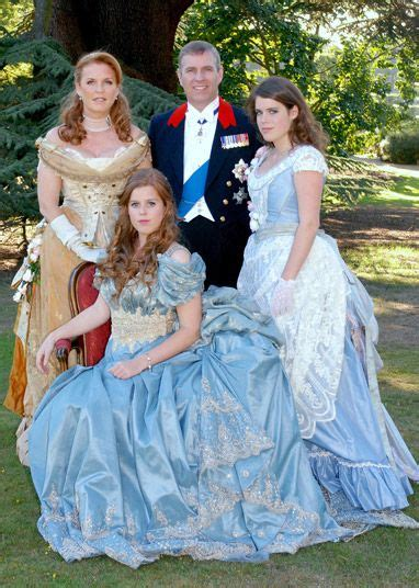 Prince Andrew and Sarah Ferguson's relationship and family ...