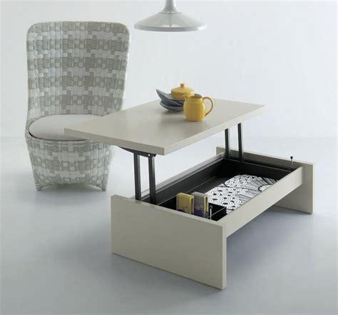 bureau relevable table basse transformable et relevable pise idéal pour un