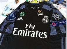 Jersey Real Madrid 20162017 Climacool Champions League