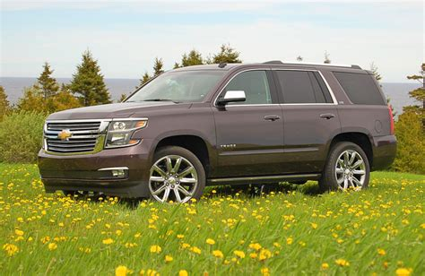 2015 Chevy Tahoe Towing Capacity