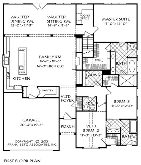 Frank Betz Cunningham Floor Plan by Frank Betz Cunningham Floor Plan Gurus Floor
