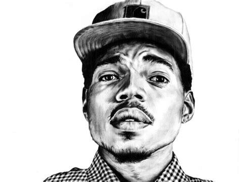 chance  rapper rises    level   mixtape coloring book section