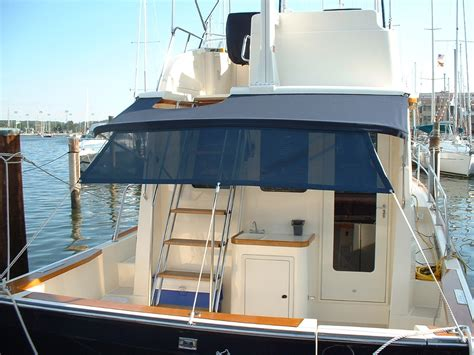 Annapolis Boat Canvas by Power Boats Annapolis Custom Yacht Canvas Winner Best