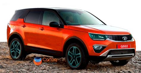 Tata Q502 7seater Flagship Luxury Suv This Is What It