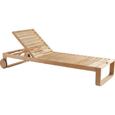 chaises longues leroy merlin bain de soleil de jardin en bois resort naturel leroy merlin