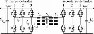 Circuit Diagram Of The Three