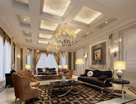 Luxury Design : 23 Fabulous Luxurious Living Room Design Ideas