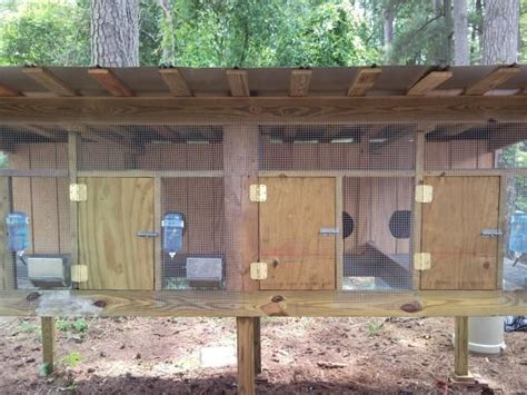 1000+ Ideas About Outdoor Rabbit Hutch On Pinterest