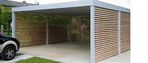 Vorteile Carport Garage garagen vs carports vorteile und nachteile carport